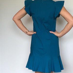 J. Crew Dresses - NWT J. Crew Mercantile blue dress